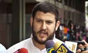 David Smolansky denunció agresión contra su residencia