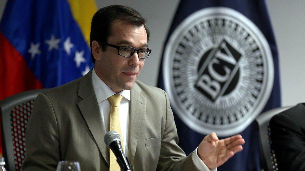 Pedro Maldonado confirmó que Dicom cerró en 2.810 bolívares por dólar.