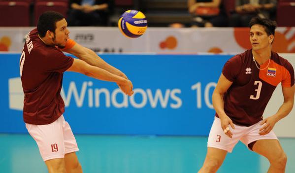 Venezuela ocupó el séptimo lugar en la XII Copa Panamericana de voleibol masculino