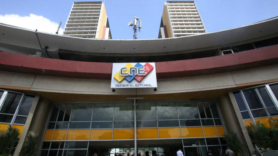 CNE anunció los partidos para las próximas elecciones