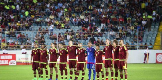 Colombia solicitó a la FIFA jugar en otro lado menos en Venezuela