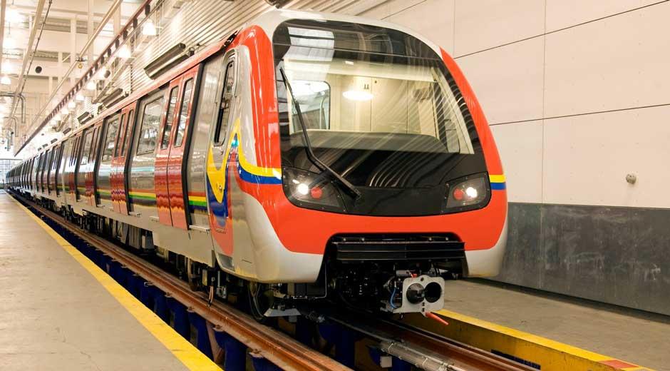 Metro Los Teques presenta fallas eléctricas