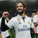 Isco renueva su contrato en el Real Madrid hasta 2022