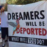 Trump podría acabar con los dreamers este martes