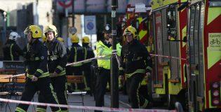 Encontraron a hombre que puede estar implicado en el atentado de Londres