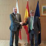 España está contenta con la cooperación rusa ante la crisis de Cataluña