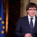 Puigdemont se opone a la respuesta de Rajoy ante la Independencia de Cataluña