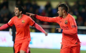 Neymar y Emery