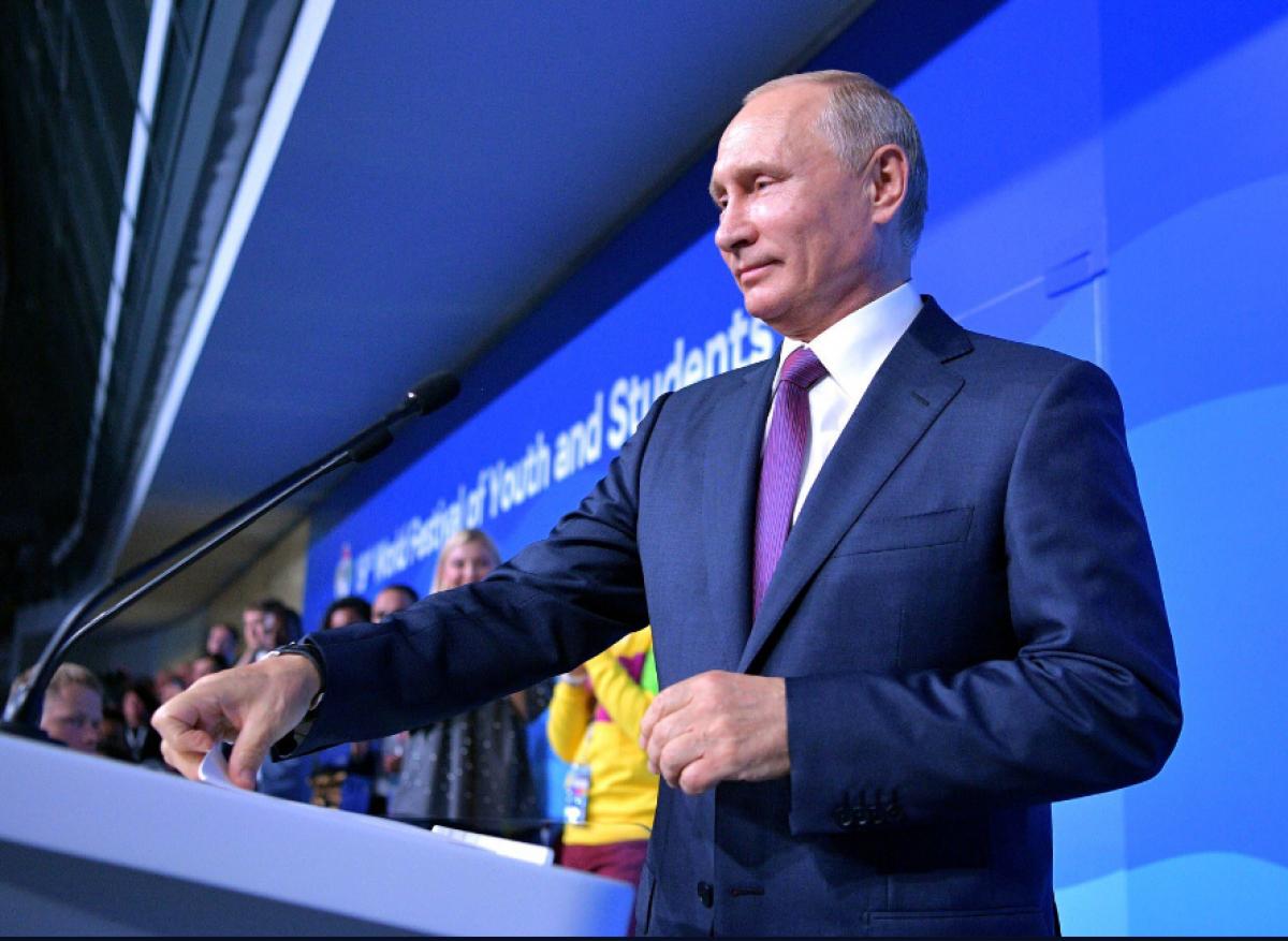 """Putin afirma que podrían ser """"más temible que una bomba nuclear"""""""