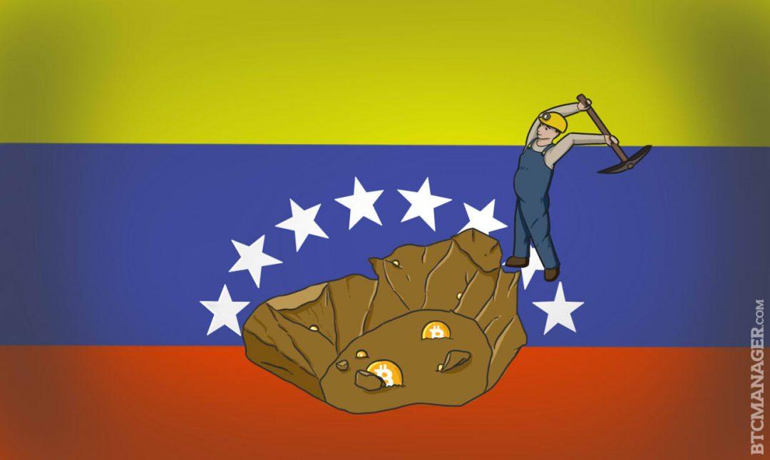 Minar Bitcoin en Venezuela es una de las salidas de la crisis