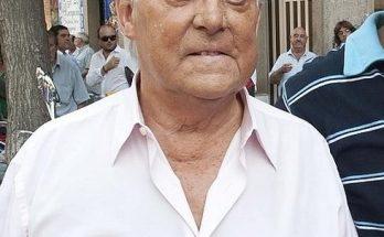 falleció Juan Lechuga en Murcia