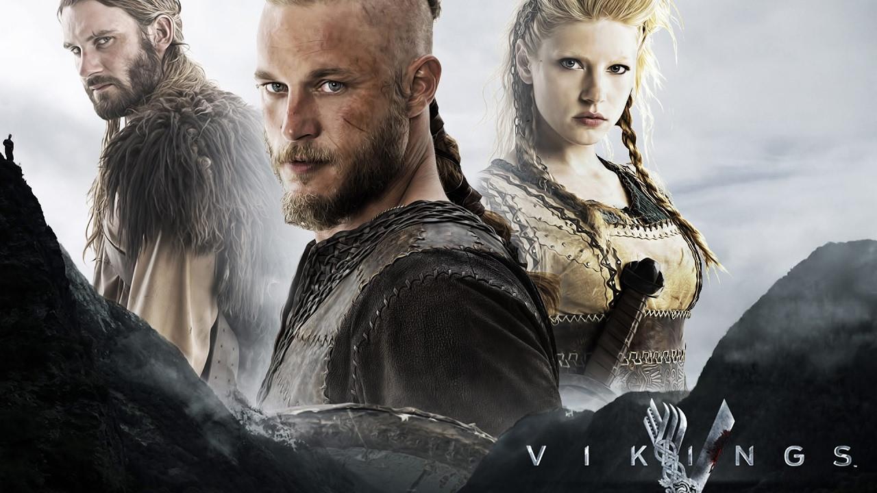 La serie Vikingos online y cómo verla en HD