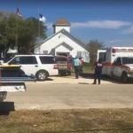 Tiroteo en una Iglesia en Texas deja ocho menores fallecidos