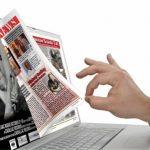 El cero digital, también conocido como periódico el Cero