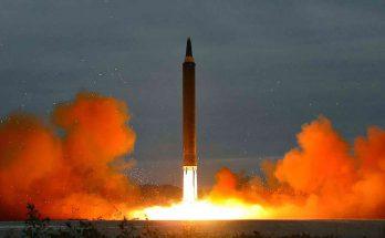 misil balístico Hwasong-15