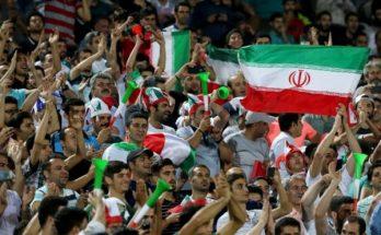 Irán fútbol