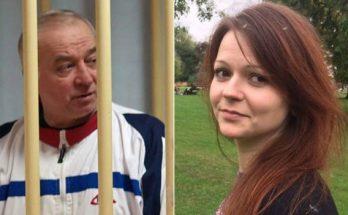 Espía Ruso y su hija