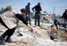 Gaza explosión