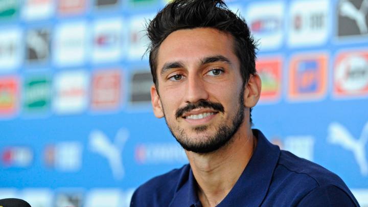 Davide Astori capitán de la Fiorentina murió a 31 años
