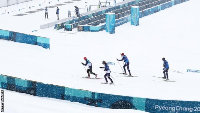 Pyeongchang se prepara para una espectacular ceremonia de apertura de los Paralímpicos de invierno.