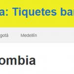 Viva Colombia: Viajar en Colombia nunca ha sido tan fácil