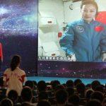 El laboratorio espacial de China está apunto de ser reingresado