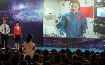 Laboratorio espacial Chino