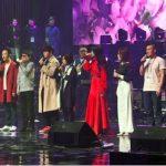 Kim Jong-un ve a las estrellas del K-pop presentarse en Pyongyang