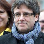 Liberado ex líder catalán Carles Puigdemont en Alemania