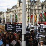 """Theresa May habla sobre la acción """"moral y legal"""" del ataque a Siria"""