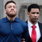 Conor McGregor liberado bajo fianza luego de ser acusado de asalto