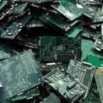 Recicladora electrónica