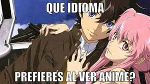 El Anime subtitulado esta de moda en España