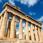 Grecia, la tierra y el cielo en un mismo paraíso