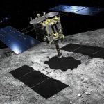 """La nave espacial japonesa Hayabusa 2 alcanza el """"diamante"""" cósmico"""