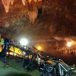 El equipo tailandés de fútbol atrapado en cueva podría estar vivo