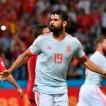 Con gol de Diego Costa España vence a Irán en la copa del mundo