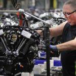 Harley-Davidson planea fabricar más motocicletas fuera de EE.UU.