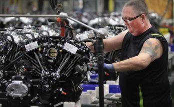 Harley-Davidson para fabricar más motocicletas fuera de EE.UU.