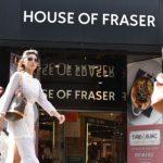 Plan de cierre de la tienda de House of Fraser respaldado