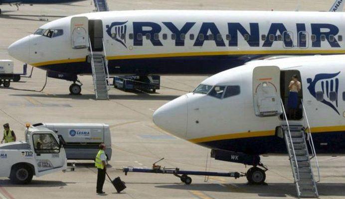 Ryanair planea detener operaciones a finales de julio