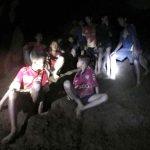 Tailandia: los niños de la cueva están vivos