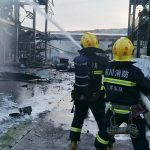 Beijing: Explosión cerca de la embajada de Estados Unidos