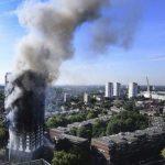 Gobierno británico prohíbe materiales combustibles en construcciones