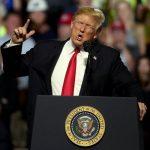 Presidente Donald Trump habla del Reino Unido antes de la visita