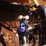 8 niños rescatados de la cueva en Tailandia