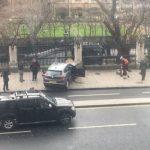 "Londres, Westminster: ""Incidente terrorista"""