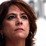 Ministra Delgado narra cómo vio a jueces y fiscales españoles con menores de edad