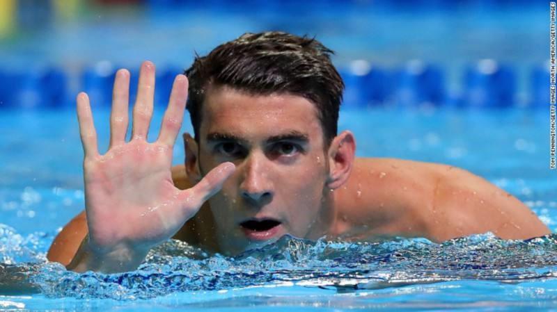 Michael Phelps exige más ayuda para los antiguos atletas olímpicos