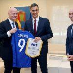 España quiere el Mundial 2030, la FIFA a favor
